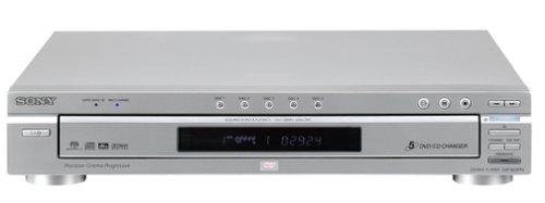 %23 OFF! Sony DVP-NC875V/S 5-Disc DVD/CD/SACD Changer, Silver