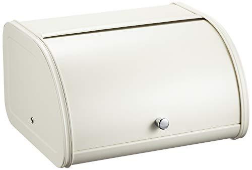 佐藤金属興業 SALUS ブレッドケース ショート ホワイト サイズ:300x260x175mm