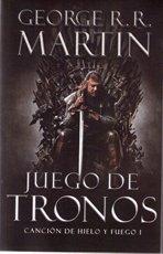 Paperback Juegos de Tronos Book
