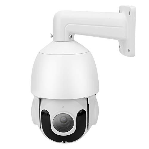 Cámara de Monitor IP P2P Monitor de Nube HD 30x Zoom Cámara de Seguridad 4pcs Luces láser con Vista Nocturna por(European regulations)