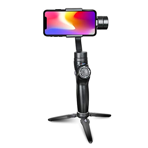 MeterMall EIMANKE Handheld Gimbal Stabilizer with...