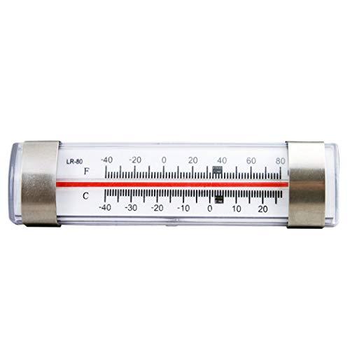 Umweltschutzthermometer Multifunktionales hochpräzises Wassertemperaturmessgerät für Eisbankkühlschrank