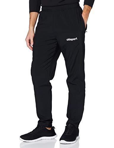 uhlsport 100516209 Pantalon Mixte Enfant, Noir, FR : XXS (Taille Fabricant : 140)