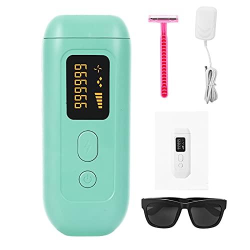 GYXGSTG Epilatore Laser for Donne Uso Domestico Dispositivi for i Capelli Depilazione indolore Epilatore Elettrico Bikini (Color : 1, Plug Type : A)