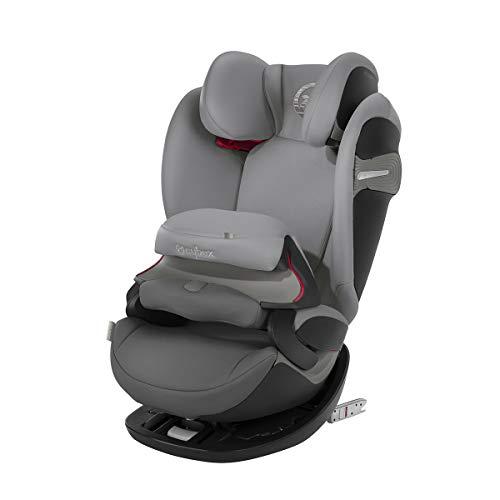 La mejor silla de coche grupo 123 para coches con ISOFIX: Cybex Gold Pallas S-Fix