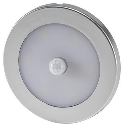 LED Superslim Aufbaustrahler - mit Bewegungsmelder - 12V MINI-AMP - warmweiß (3000-3500 K)