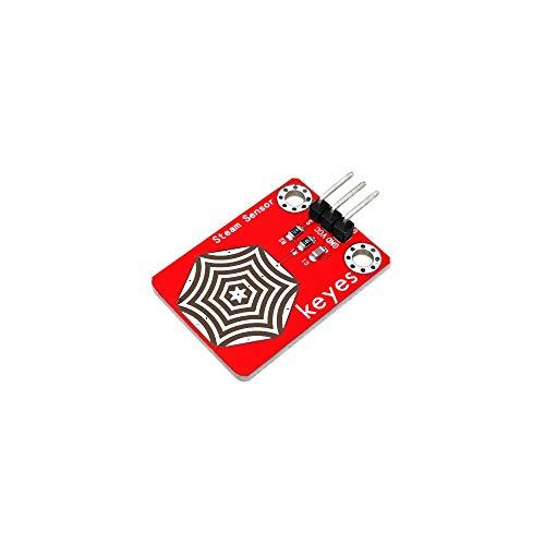 Kits para Arduino, Alarma de Lluvia Módulo/Prueba de caída/Fugas de Agua/Humedad de Hoja/Rocío sensores/Nieve detección de la sonda Las Gotas de Lluvia