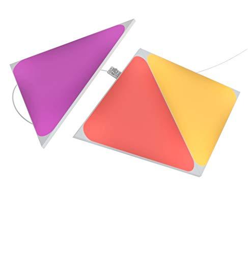 Nanoleaf Shapes Triangle ライトパネル拡張キット (3パネル)