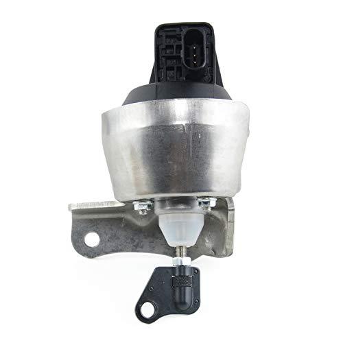 Unterdruckdose Turbolader-Bypassventil 49377-07535 076145701Q