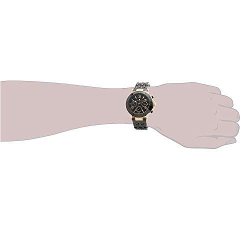 [SalvatoreMarra]サルバトーレマーラ腕時計メンズ(クォーツ/ステンレススチール)ビジネス防水(ピンクゴールドブラック)クロス付PGBK[並行輸入品]