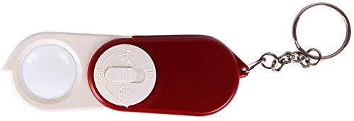SILOLA Reparación Plegable del teléfono móvil Mini Lupa de Alta definición 2.5X,...