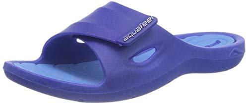 AquaFeeL Damen Profi Pool Shoe Wassersportschuh, Blau/Hellblau,37/38 EU