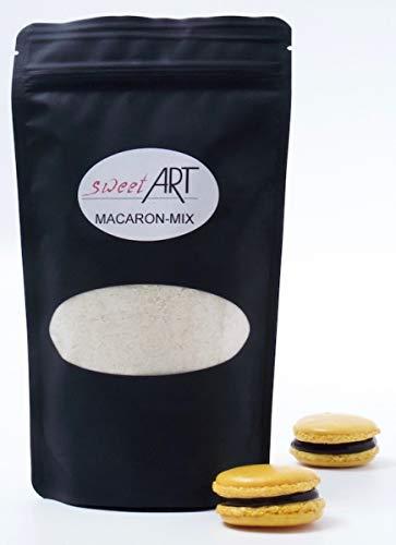 Macaron-Backmischung 250 g gelb - Glutenfrei