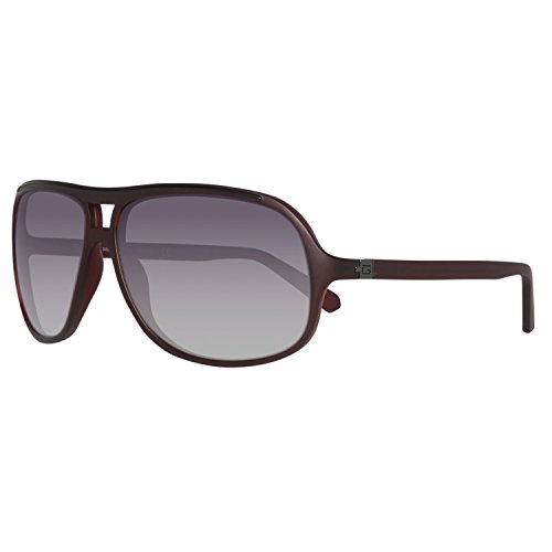 Guess GU6877 C64 67B (matte red/gradient smoke) Sonnenbrillen