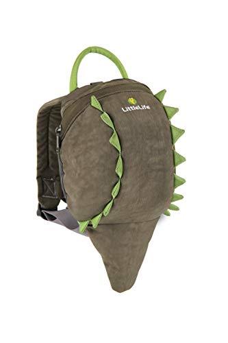 LittleLife Kleinkind-Daypack Animal Kinder-Rucksack, 40 cm, Kroko