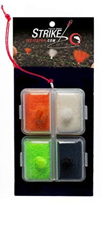 New Zealand Strike Indicator Wool Dispenser