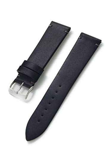 MORELLATO[モレラート] カーフ 時計ベルト SIMPLE シンプレ 22mm ブラック 交換用工具付き [正規輸入品] X5188C23019022