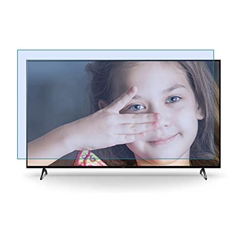 """JHZDX Film de protection d'écran pour TV - Anti-éblouissement, anti-rayures pour écran de 32 à 75 pouces, anti-lumière bleue pour écrans LCD, LED, 4K OLED et QLED HDTV, 70"""" 1561 x 900"""