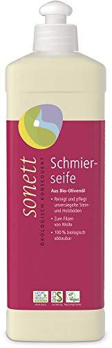 Sonett Bio Schmierseife flüssig (2 x 500 ml)