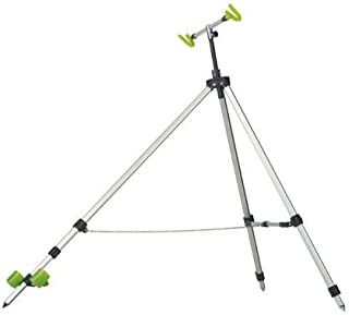 Brandungsrutenhalter//Welsrutenhalter MC231-1,50m Alu selbstleuchtende Aufnahme