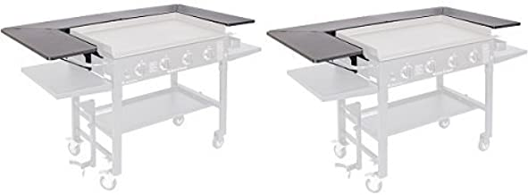 Blackstone Signature Accessories - 36 Inch Griddle Surround Table Accessory - Powder Coated Steel (Grill not included) (2-Pack)