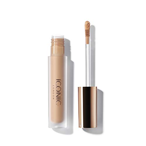 ICONIC London Concealer Invisible, Natural Tan, 4ml