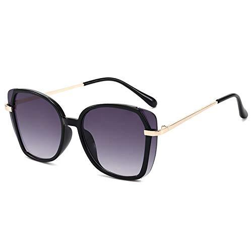 Gafas de sol infantiles para niños y niñas, gafas retro clásicas UV400, protección cuadrada (lentes color: 4)