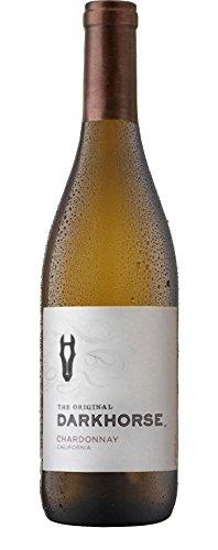 6x 0,75l - 2016er - Dark Horse - Chardonnay - Kalifornien - Weißwein trocken