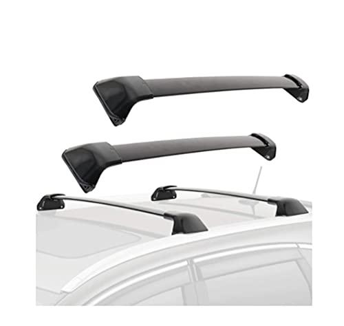 LINMAN Compatible con Honda CRV CR-V 2012 2013 2014 2015 2015 RM, Par OE Estilo de Aluminio Techo de Techo Top Cross Bar Coche Techo de Techo