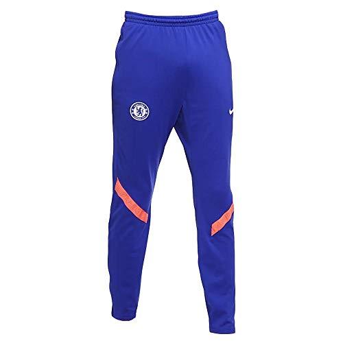 Chelsea Strike 2020-2021 - Pantalones de chándal (azul)