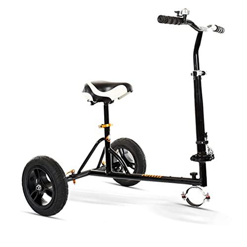 Clamps Hoverboard Go Kart Hoverboard - Kit de conversión para asiento cómodo compatible con asiento cómodo, ajuste eléctrico para scooter