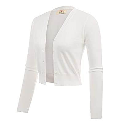 white cardigan, End of 'Related searches' list