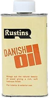 ラスティンズ オイルフィニッシュ ダニッシュオイル クリア 250mlトラディショナルデザイン 日本限定 復刻モデル 高撥水 屋内外 木部用