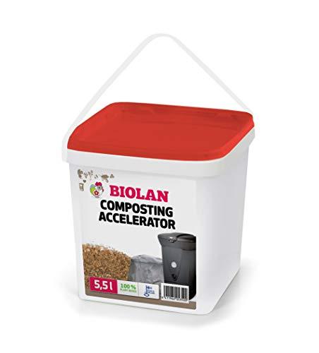 Biolan - Acceleratore per compostaggio, 5,5 l