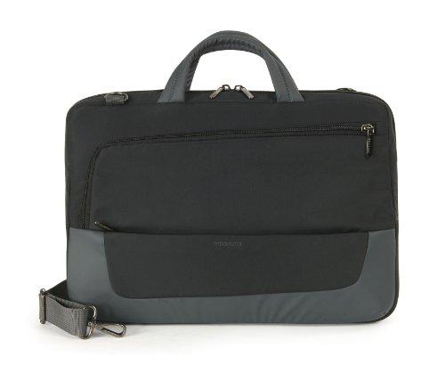 Tucano Tasche 33 cm (13 Zoll) für Apple MacBook Air/Pro/iPad schwarz