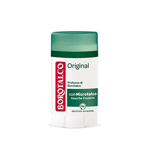 Set 6Babypuder Deodorant Stick 40Original Fresh Pflege und Hygiene des Körpers