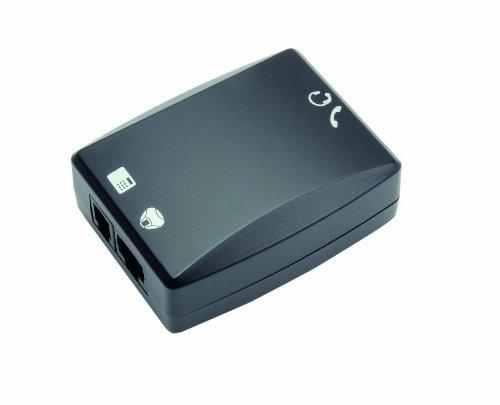 KONFTEL Switchbox zu KT55-55W ermöglicht den Anschluss am Systemtelefon