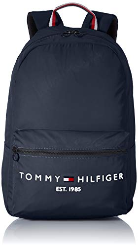 Tommy Hilfiger Herren TH ESTABLISHED Rucksack, Desert Sky, One Size