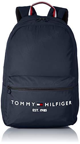 Tommy Hilfiger TH Established, Zaino Uomo, Desert Sky, One Size