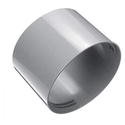 Noblik Tubo di scarico flessibile per condizionatore d'aria in PVC, 13 cm
