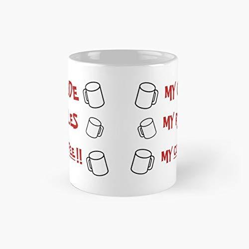 My Code Rules Coffee Classic Mug 11 Oz.