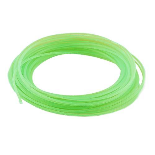 New Lon0167 10m 3D Vorgestellt Printer Pen Painting zuverlässige Wirksamkeit Filament füllt PLA-Druckmaterial transparent grün ein(id:516 85 1e 316)