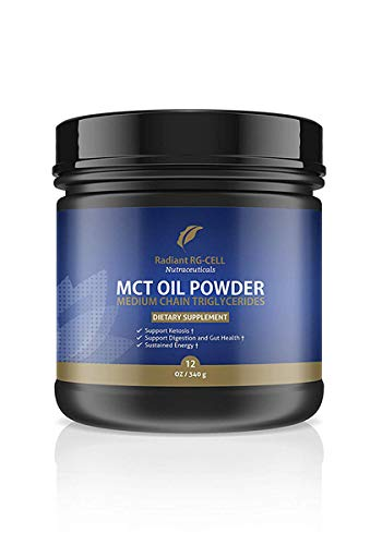 T.A. Sciences | TA-65 Supplement | 1x90 Capsules | 250 U | Free MCT Oil Powder 6