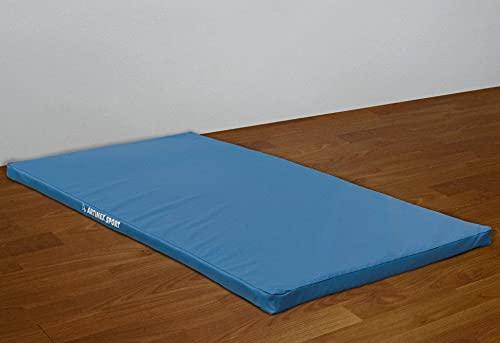 ARTIMEX weiche Turnmatte für Gymnastik und Fitness - wird in Heimen, Sporthallen oder Fitnesscentern verwendet - 200 x 100 x 5 cm, Artikelnr. 237