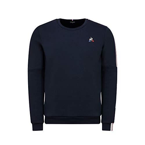 Le Coq Sportif TRI Crew Sweat N°3 M Sweatshirts und Fleecejacken Herren Blau - L - Sweatshirts
