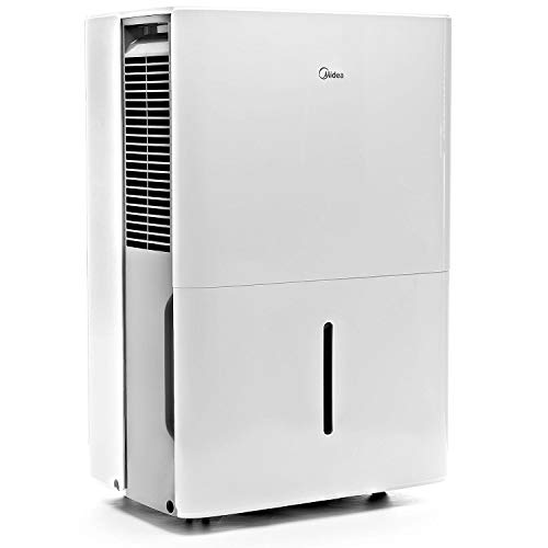 Check Out This MIDEA 70-Pint Dehumidifier with Pump