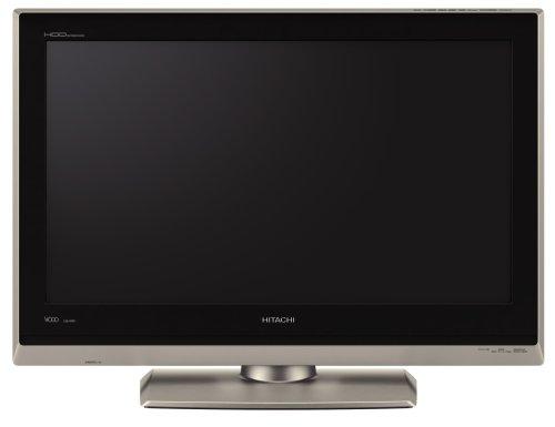 日立 32V型 液晶 テレビ L32-HR01 ハイビジョン HDD内蔵