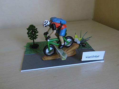 Geschenk für ein neues Fahrrad Bike - Geldgeschenk Geschenkverpackung für ein Bike - Radfahrer