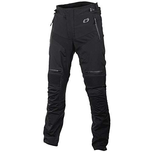O'NEAL | Motocross-Hose | Enduro MX | optimale Bewegungsfreiheit, Wind- und wasserdicht, Allwetterhose mit herausnehmbarem Thermofutter | Sierra Pants | Erwachsene | Schwarz | Größe 36/52