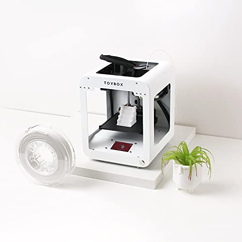 ToyBox 3D 1-Touch Kid-Friendly Childrens Toy Printer and 1 Coconut Printer Food...